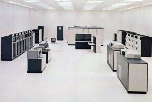 IBM 370/168, credit IBM Archives
