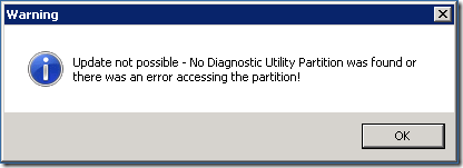 Dell Utility Partition 3