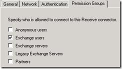 Exchange 2007 Anonymous Access 3