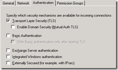 Exchange 2007 Anonymous Access 5