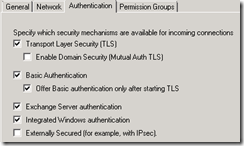 Exchange 2007 Anonymous Access 7