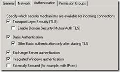Exchange 2007 Anonymous Access 7
