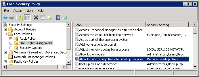 how to get remote desktop access