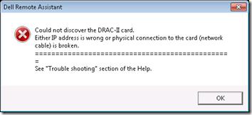 DRAC II
