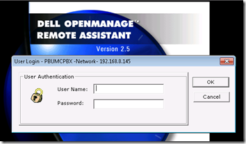 Windows 7 UAC Blocks DRAC II Web Console | MCB Systems