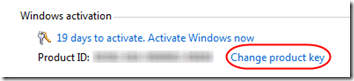 Windows 7 Activation 1