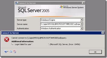 SQL SSEE 1