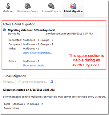 Office365 Migration 2