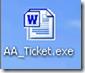 American Airlines ticket virus 3