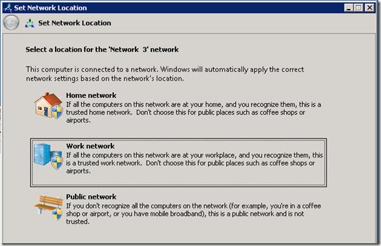 Change Network Type 2