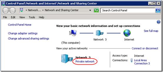 Change Network Type 3