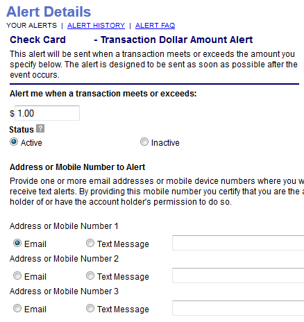 Reduce US Bank Fraud with Check Card Alerts | MCB Systems