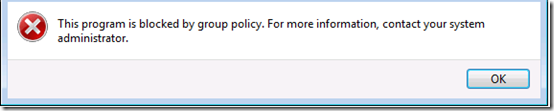 Group Policy to Block Programs 2