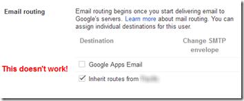 Google Apps Filtering 05