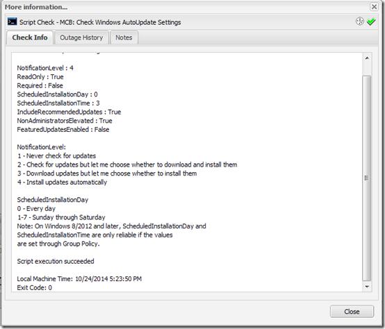 Windows Update script 2