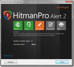 HitmanPro.Alert 1