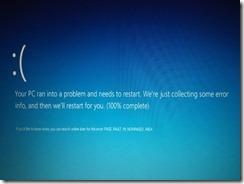 Windows 10 upgrade error 1