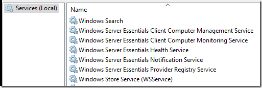 Windows 10 Update Breaks 2012 R2 Essentials Connector | MCB Systems