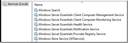 Essentials W10 Update 1