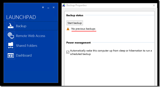 Windows 10 Update Breaks 2012 R2 Essentials Connector | MCB
