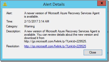 Azure update 2