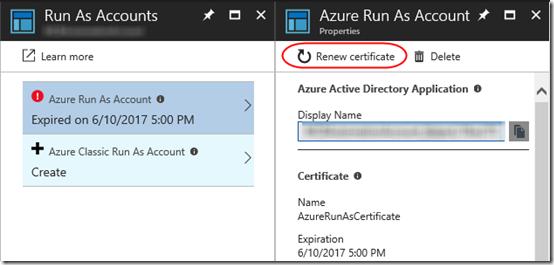 Azure Automation failure 4