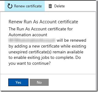 Azure Automation failure 5
