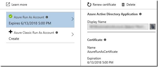 Azure Automation failure 6