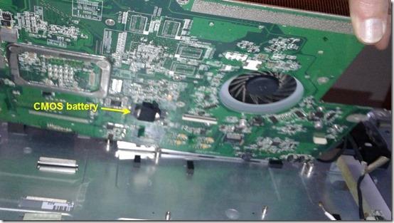 Gateway ZX4300 repair 4