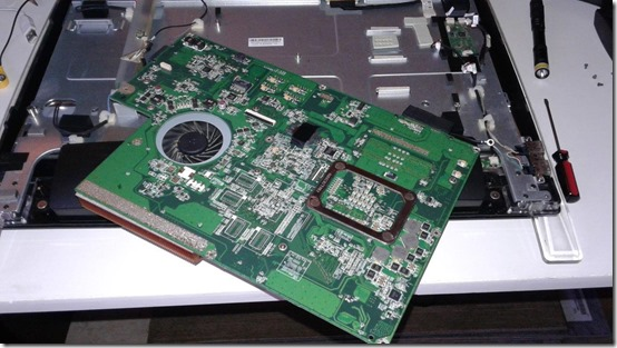 Gateway ZX4300 repair 5