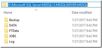 SQL Directory 7