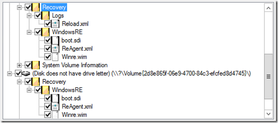 List Volume GUIDs by Disk | MCB Systems