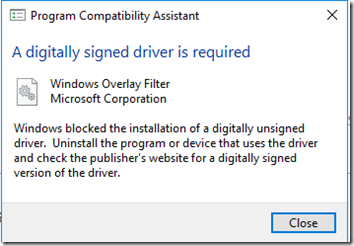 Fix Bad Drivers in Windows 10 1703 ADK | MCB Systems