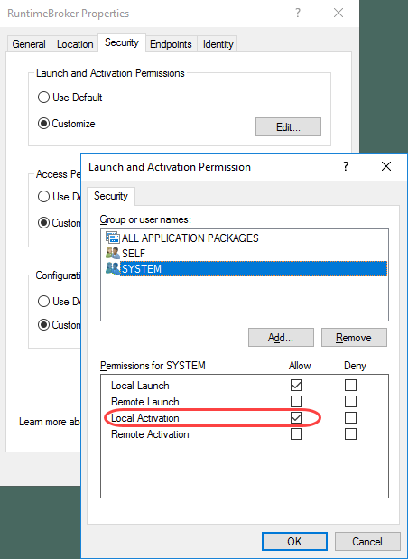 Fix COM Error 10016 | MCB Systems