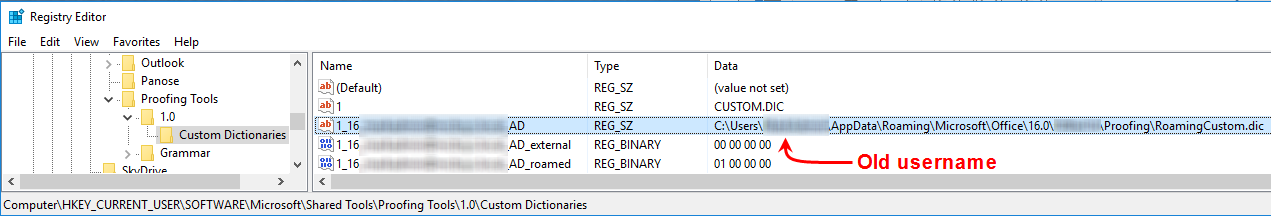 Outlook 2016 Cannot Add to Dictionary | MCB Systems