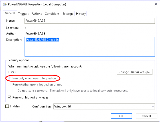 cannot access msiexec.exe windows 10