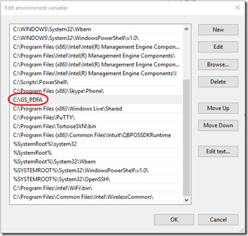 Batch Convert PDFA 6
