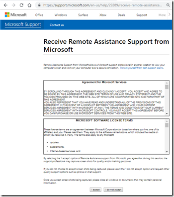 Microsoft Support Sites Report Access Denied in Chrome | MCB Systems