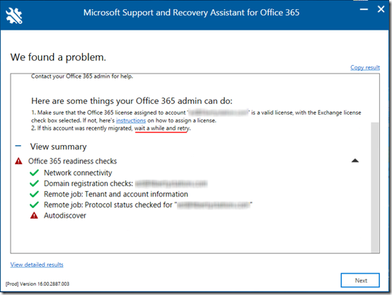 Office 365 Autodiscover Issues after Domain Migration | MCB
