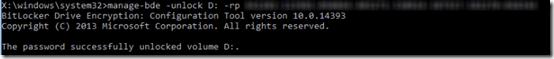 KB4505821 Bitlocker Error 08