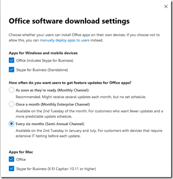 Office C2R Updates 6