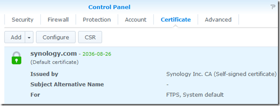 Synology DS Cam 4