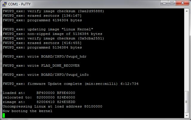 Fixing DRAC 5 Error: Remote Access Controller initialization failure